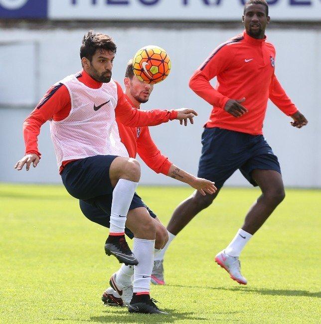 Trabzonspor Torku Konyaspor Maçı Hazırlıklarını Sürdürdü