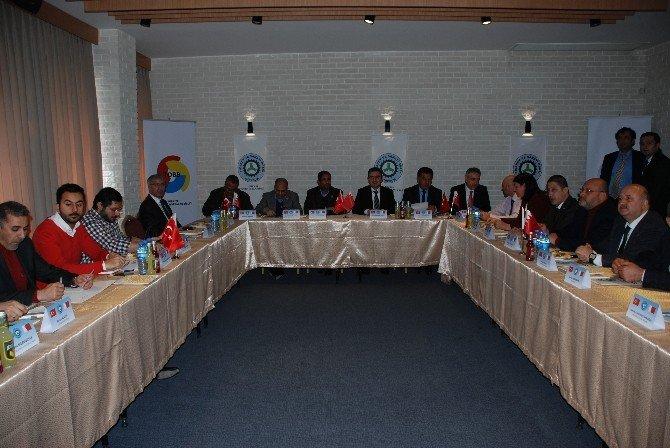 Türkiye-bahreyn Yatırım Fırsatları Toplantısı Giresun Ticaret Ve Sanayi Odası'nda Gerçekleştirildi