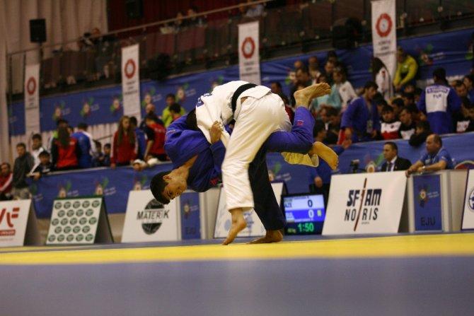 Antalya, judo şenliğine ev sahipliği yapacak