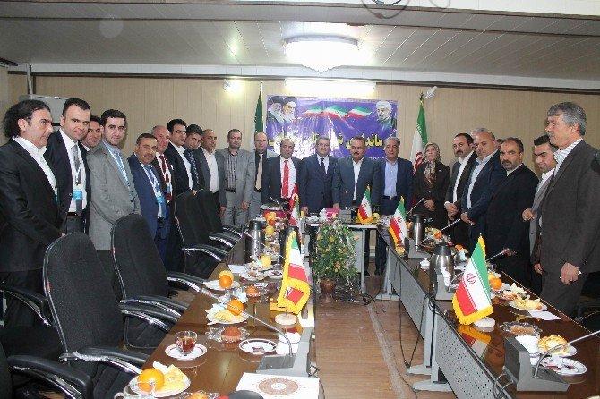 Van TSO'nun İran Temasları