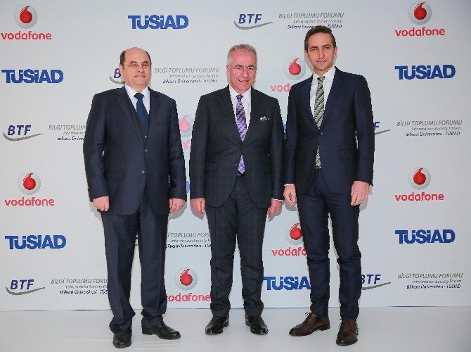 Vodafone Ve Tüsiad'tan 'Dijitalleşme' İşbirliği