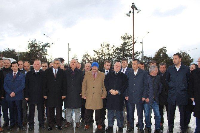 Erzurum'dan Terör Mağdurlarına Yardım