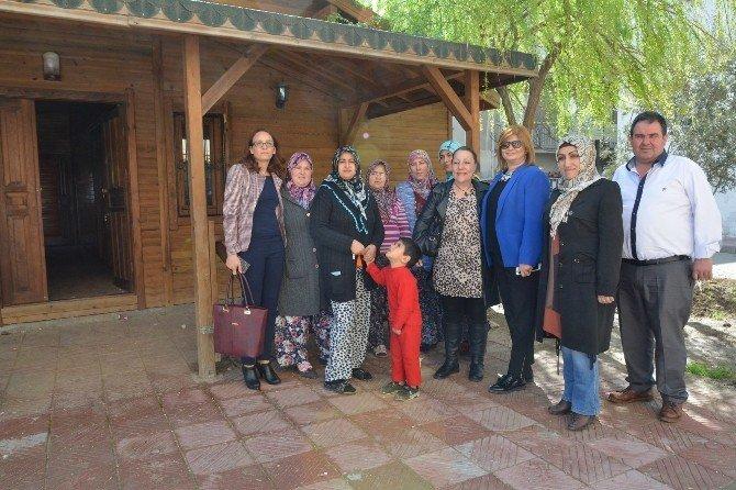 Barbaroslu Kadınlar Lokallerine Kavuşuyor