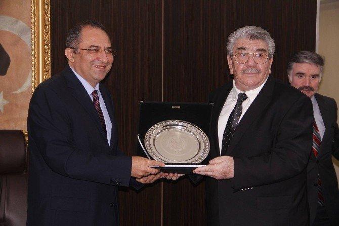 Vali Ali Kaban, Tetiker Ve Pandır İle Projeleri Kamuoyuna Açıkladı