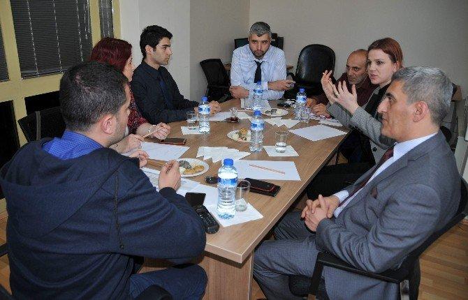 Aydın'da Gazeteci Eğitim Çalıştayı Düzenleniyor