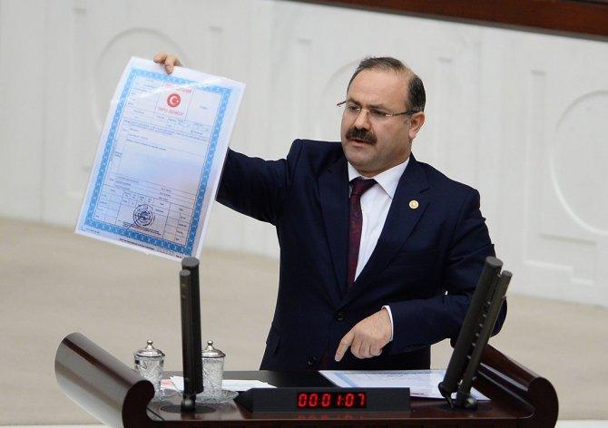 AK Partili vekil külliyenin tapusunu gösterdi: 14 binada ofiş işyerleri var
