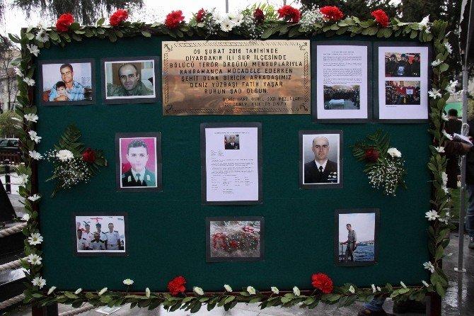 Sınıf Arkadaşları Şehit Yüzbaşı İçin Lokma Dağıttı