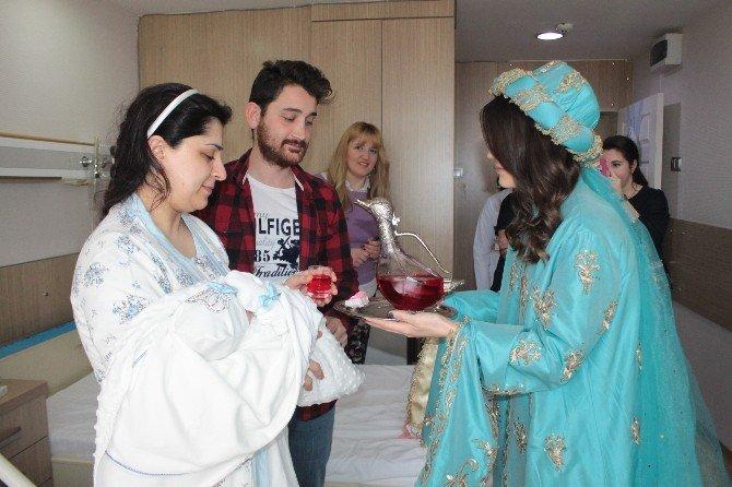 Hastanede Osmanlı Kültürü Yaşatılıyor