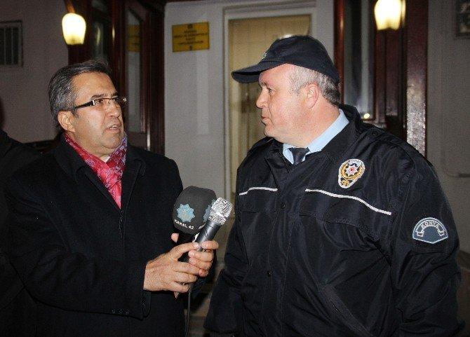 Nüfuz Kullanmaya Çalışan Sürücüye Prim Vermeyen Polislere Ödül