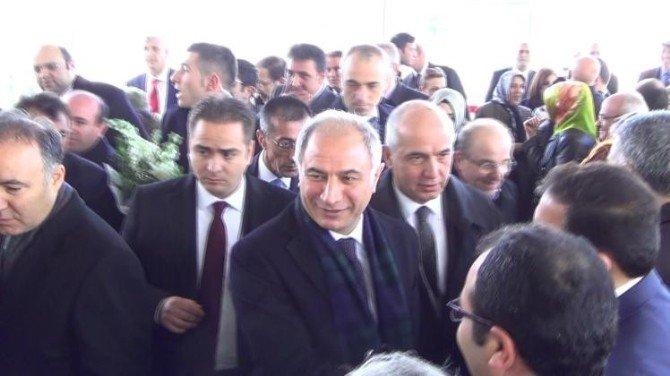 İçişleri Bakanı Ala, Erzurum'da