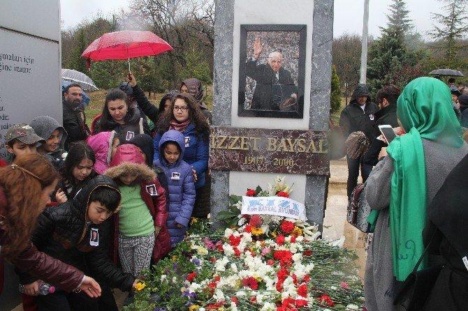Bolulu Hayırsever İş Adamı İzzet Baysal Ölümünün 16. Yılında Anıldı