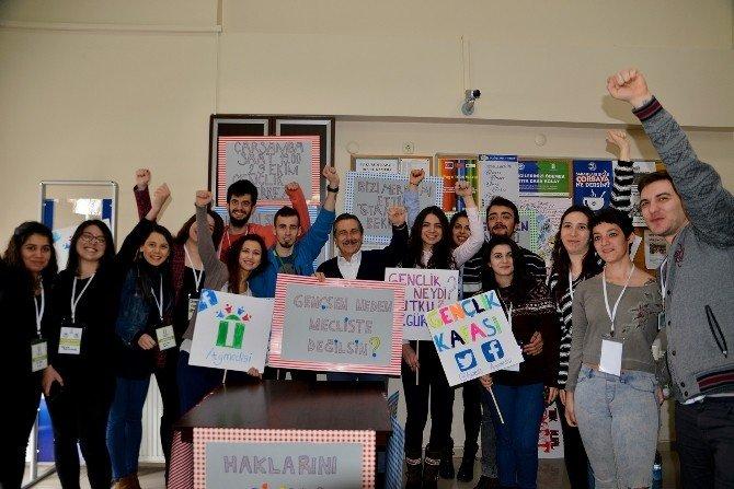 Başkan Ataç'ın Gençlerle Hafta Sonu Buluşması