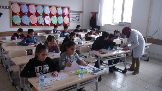 Namık Tanık Koleji bursluluk sınavına rekor katılım