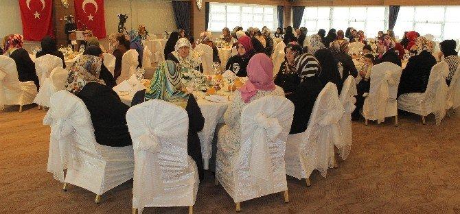 Elazığ'da Şehit Aileleri Bir Araya Geldi