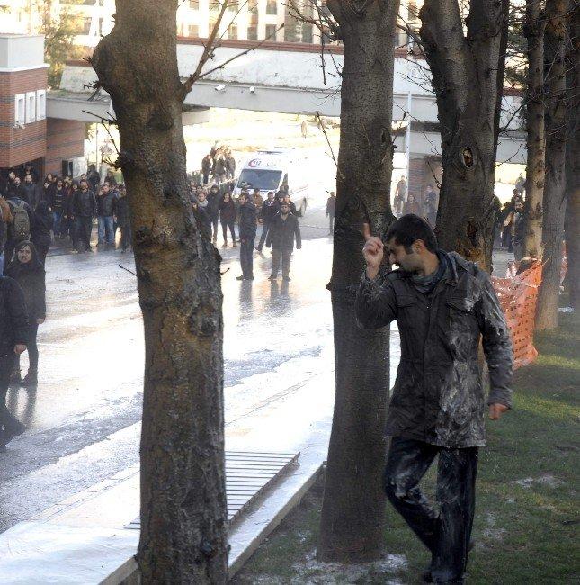 Anadolu Üniversitesi'nde Öğrencilere Tomalı Müdahale