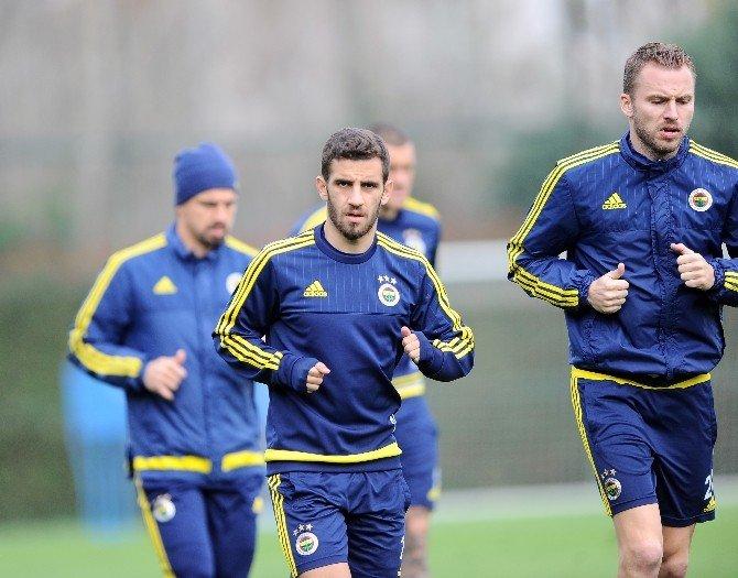 Fenerbahçe, Akhisar Belediyespor Maçı Hazırlıklarını Tamamladı