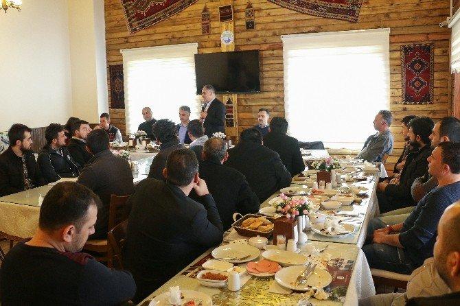 Başkan Öztürk'ten Yeni Proje: Girişimciler Çarşısı