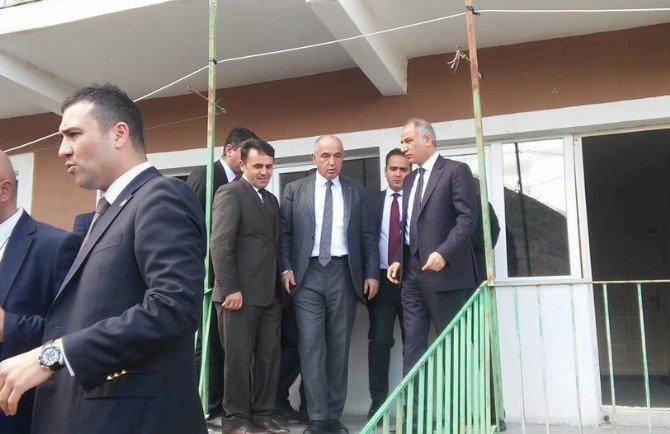 """İçişleri Bakanı Ala: """"Silopideki Vatandaşlarımızın Gözünde Umut Ve Pırıltı Gördük"""""""