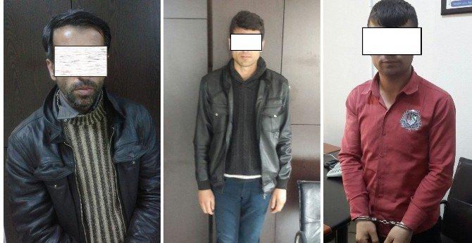 Mazot Hırsızları Polisin Dikkatinden Kaçamadı