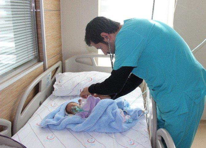 Yol Kenarına Bırakılan Bebeğin Durumu İyi