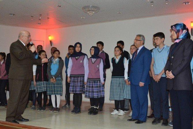Ortaokullar Arası Bilgi Yarışması Yapıldı