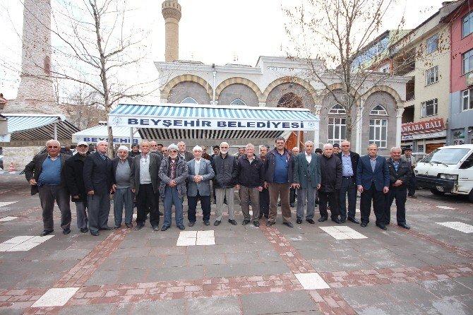 Beyşehir Belediyesi'nden Vatandaşların Talebine Destek