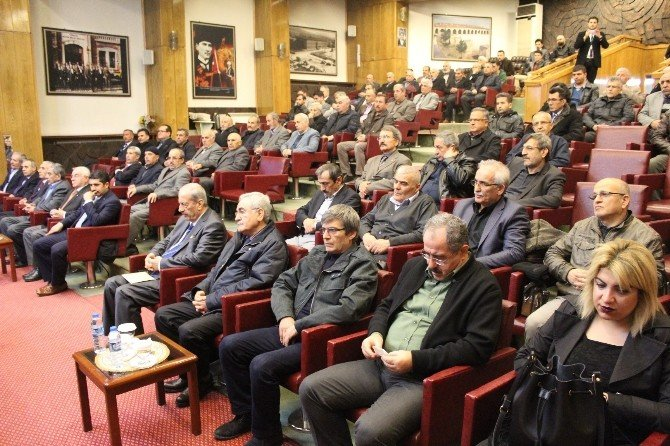 """Prof. Dr. Öztürk: """"Amerika Stratejik Müttefik Değil, Yeni Tehdittir"""""""