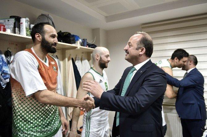 Mamak Belediyesi DSİ, Pertevniyal'i Kendi Sahasında Mağlup Etti