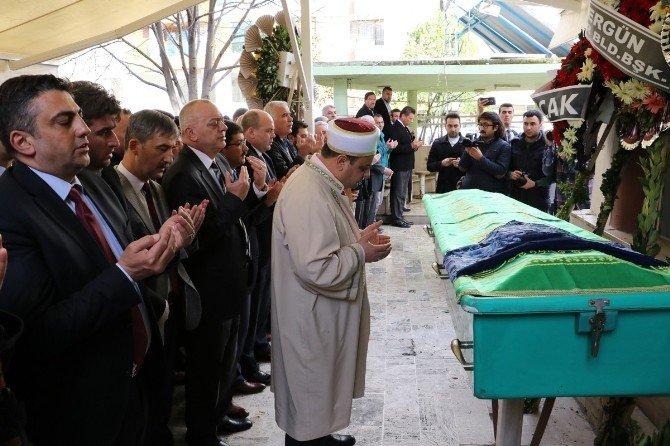MHP'li Güzgülü'nün Acı Günü