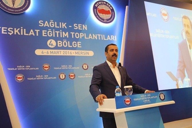 """Memiş: """"Türkiye'nin Güçlü Geleceğini Temsil Ediyoruz"""""""