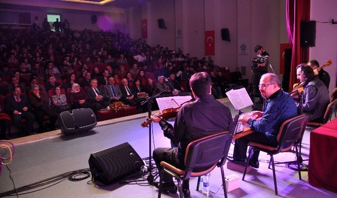 NEÜ'de, Okyanustaki Sesler Konseri