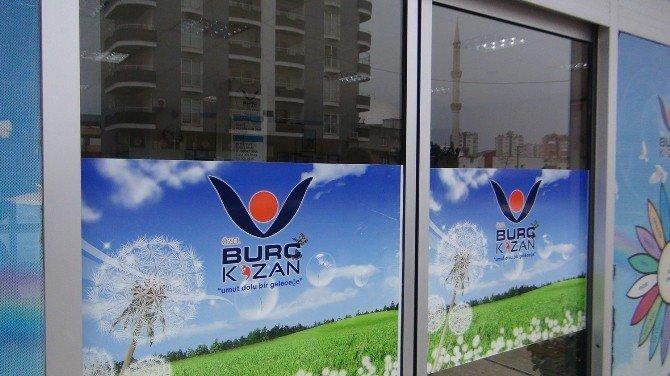 Polis, Kozan'da Burç Okullarında Arama Başlattı