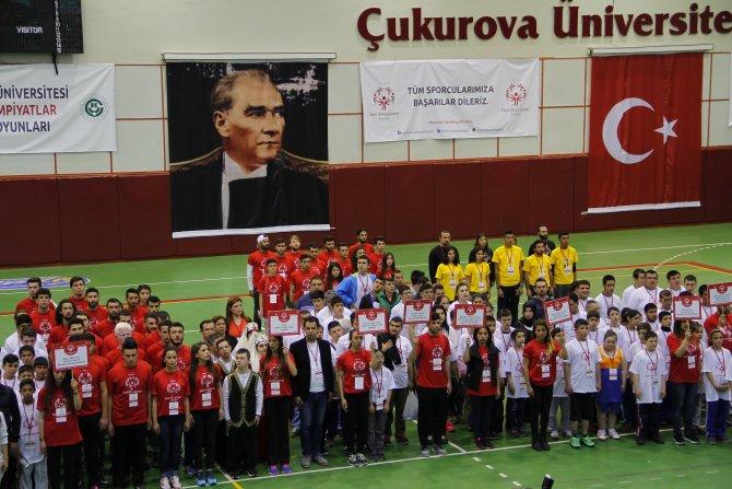 Özel Olimpiyat Türkiye, 2016'nın ilk Bölge Oyunları'nı Adana'da gerçekleştirdi