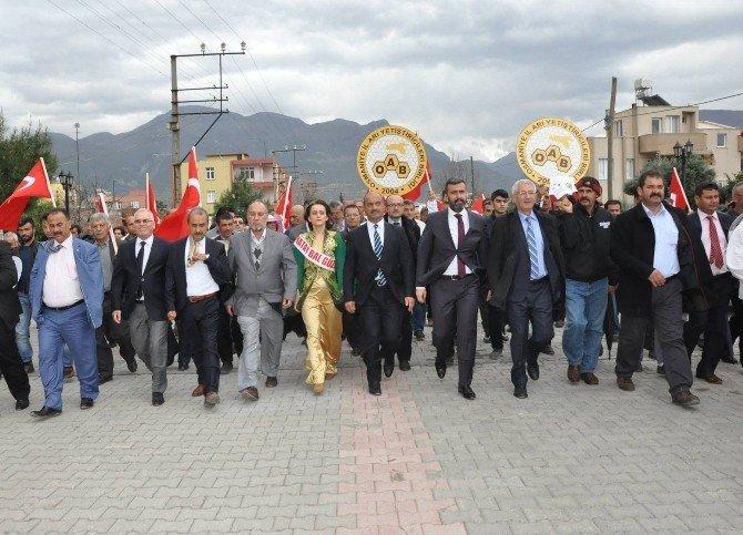 """Payas'ta """"Akdeniz Arıcılık Ve Kültür Şenliği"""" Düzenlendi"""