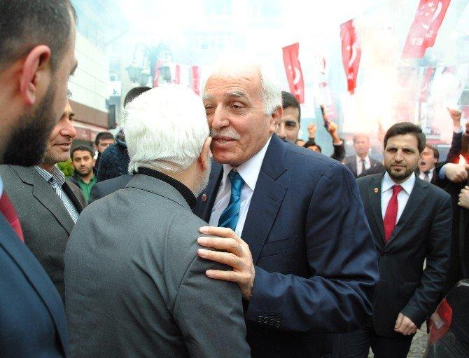 """SP Lideri Kamalak: """"Prensip İtibariyle Başkanlık Sistemine Karşı Değiliz"""""""