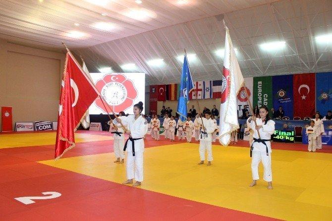 23. Nazım Canca Ümitler Avrupa Judo Kupası Başladı