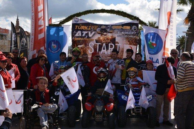 2016 Enduro Yarışları Urla'dan Başladı