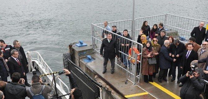 Tuzla-yalova Deniz Otobüsü Seferleri Başladı