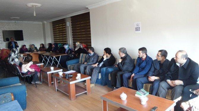 Vekil İmamlar Ve Fahri Kurs Hocaları Kadro Taleplerini Yineledi