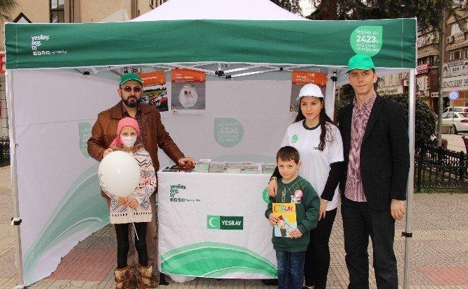 """""""Yeşilay Haftası"""" Kutlamaları"""