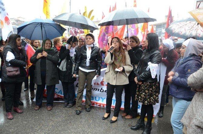 Kadın Platformunun İzinsiz Yürüyüş Talebi