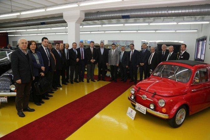 Kayseri Serbest Bölge Çalışmaları İzmirli Girişimcilere Anlatıldı