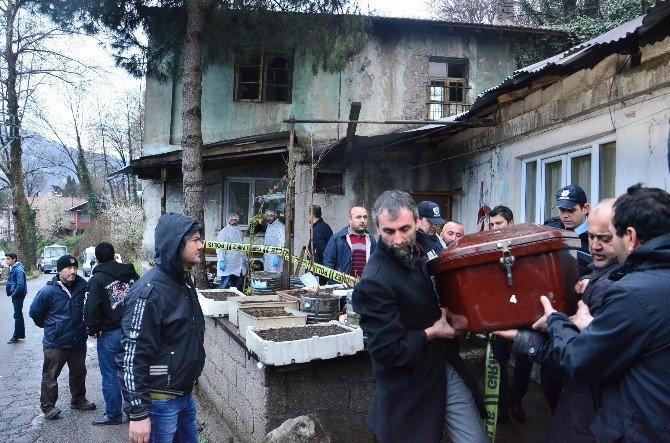 Zonguldak'ta Katliam: 3 Ölü