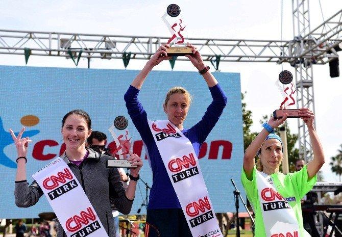 Uluslararası Runatolia Antalya Maratonu Sona Erdi
