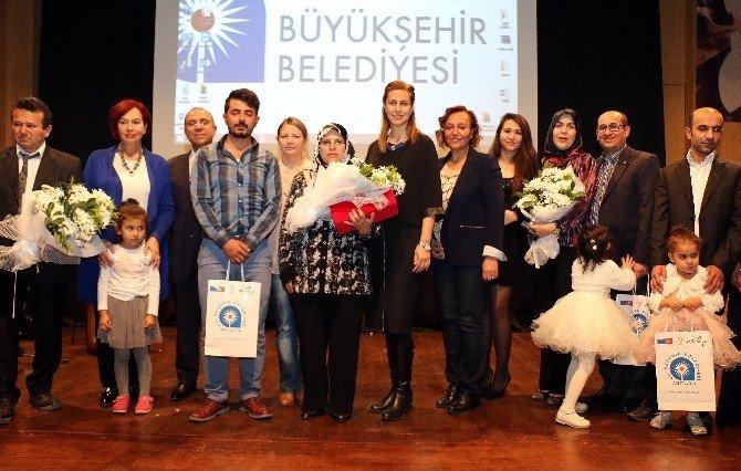 Büyükşehir'de Kadınlar Kameranın Arkasına Geçti