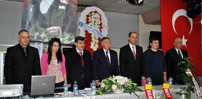 Aydın Şoförler-otomobilciler Esnaf Ve Sanatkarlar Kredi Kefalet Kooperatifi, Mali Genel Kurulu Yapıldı