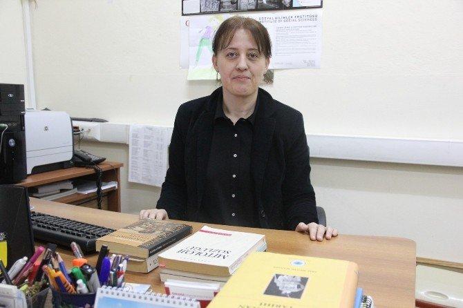 Yrd. Doç. Dr. Çam, Tarihi Eserlere Yapılan Saldırıları Değerlendirdi