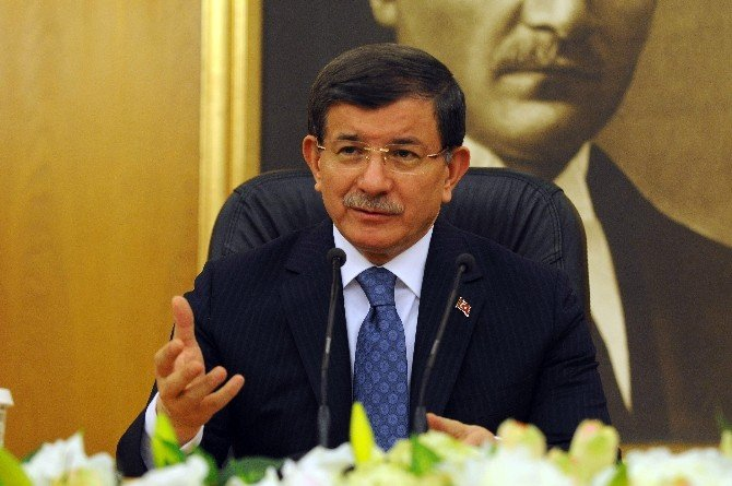 """Davutoğlu: """"Meclis'in İtibarını Korumak Hepimizin Meselesi"""""""
