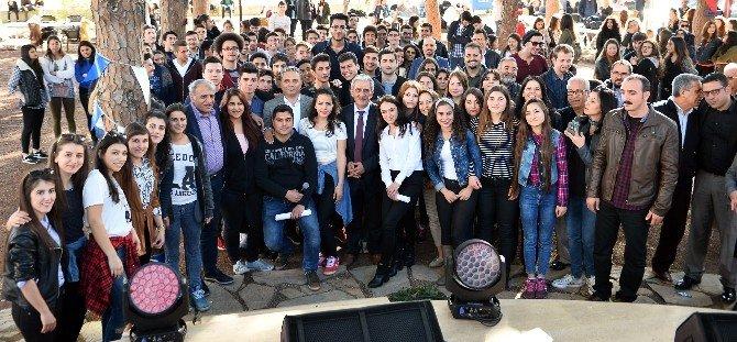 Murgemli Gençlerden Başkan Uysal'a Teşekkür
