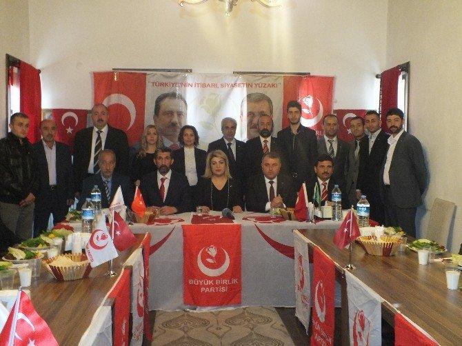 BBP İl Başkanı Sema Altuntaş:
